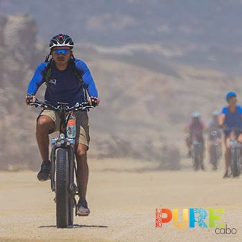 Cabo Electric Bike Tour