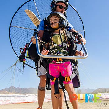 Power Paragliding Cabo