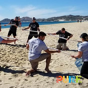 Cabo Team Building Activities
