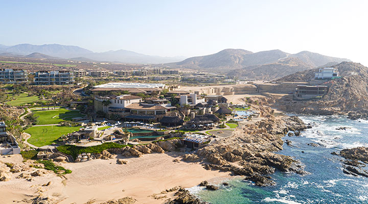 Cabo Drone Real Estate Photos