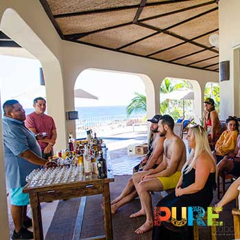 Cabo Tequila Tasting