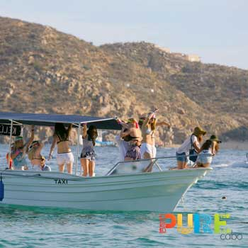 Cabo Water Taxi