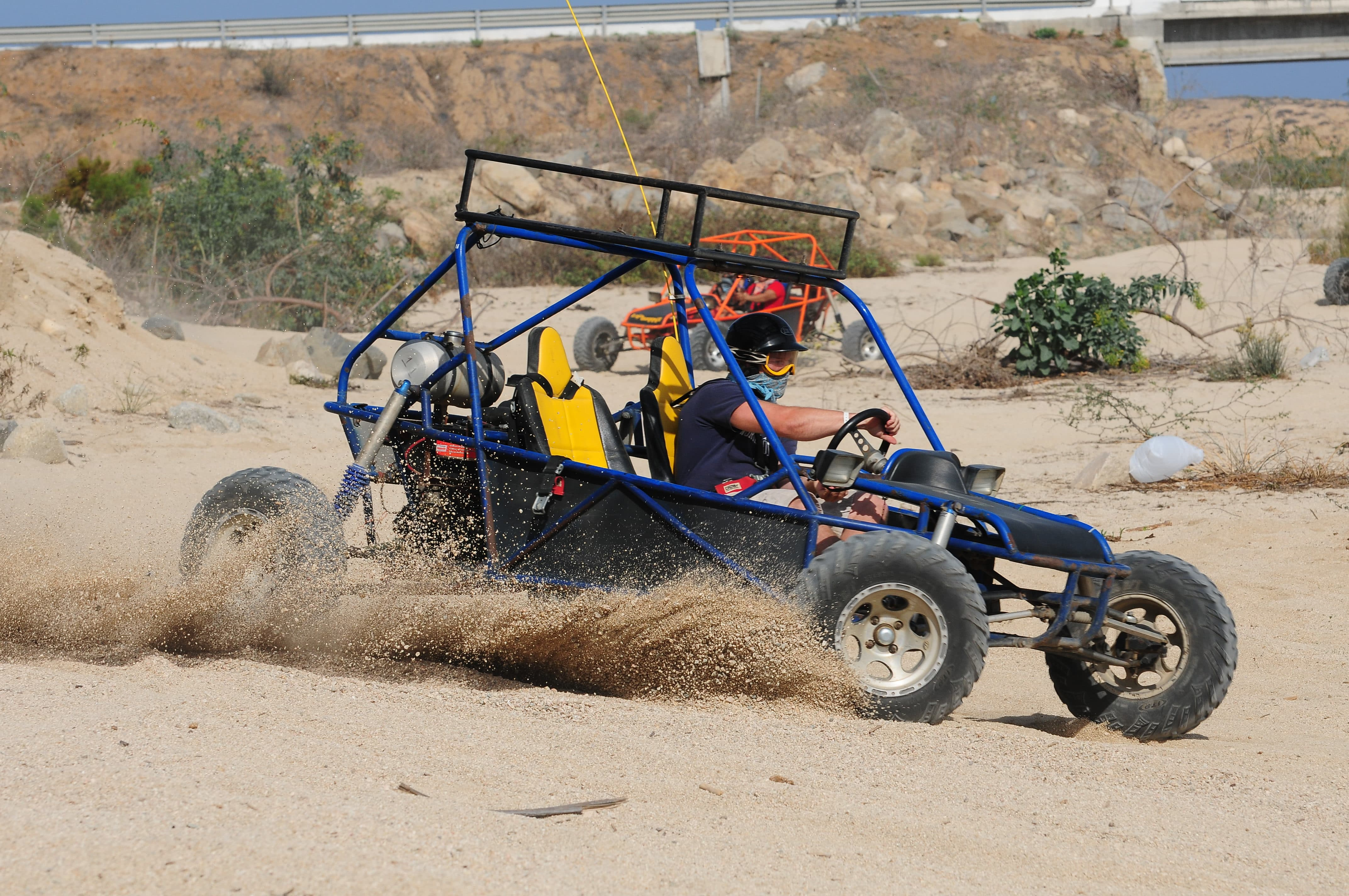 Cabo Dune Buggy for Family