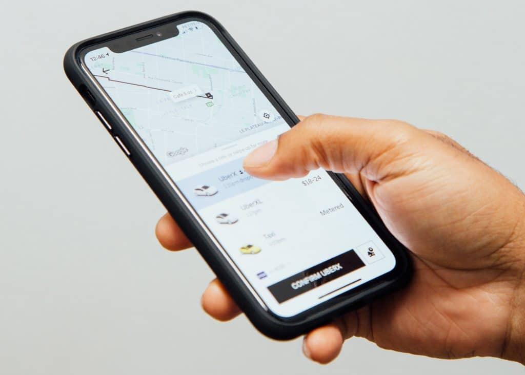 Uber in Cabo