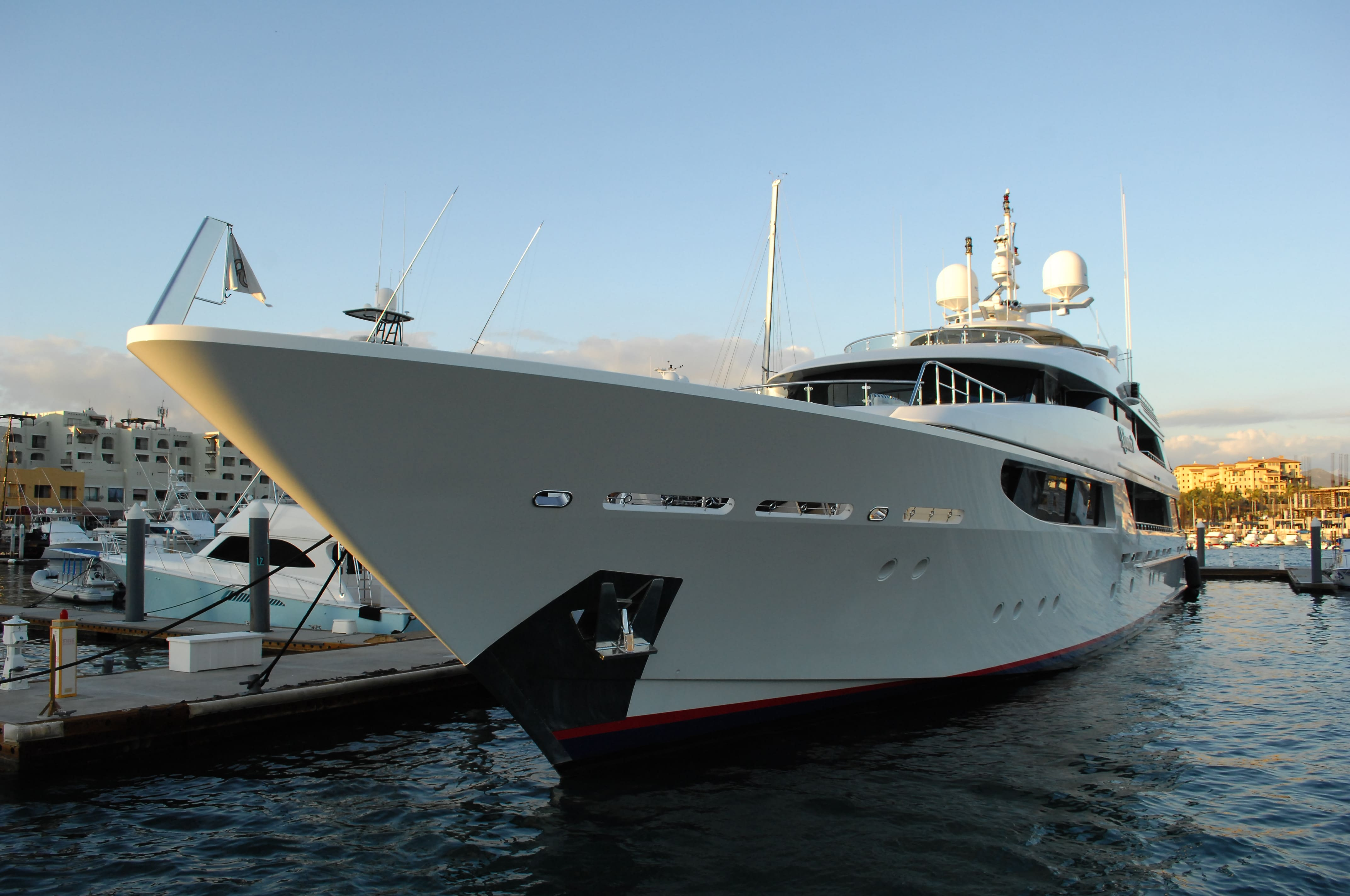 Private Yacht Charters in Cabo San Lucas