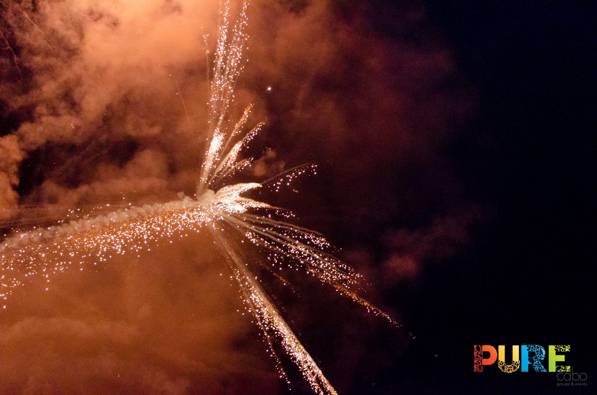 Cabo San Lucas Fireworks Provider
