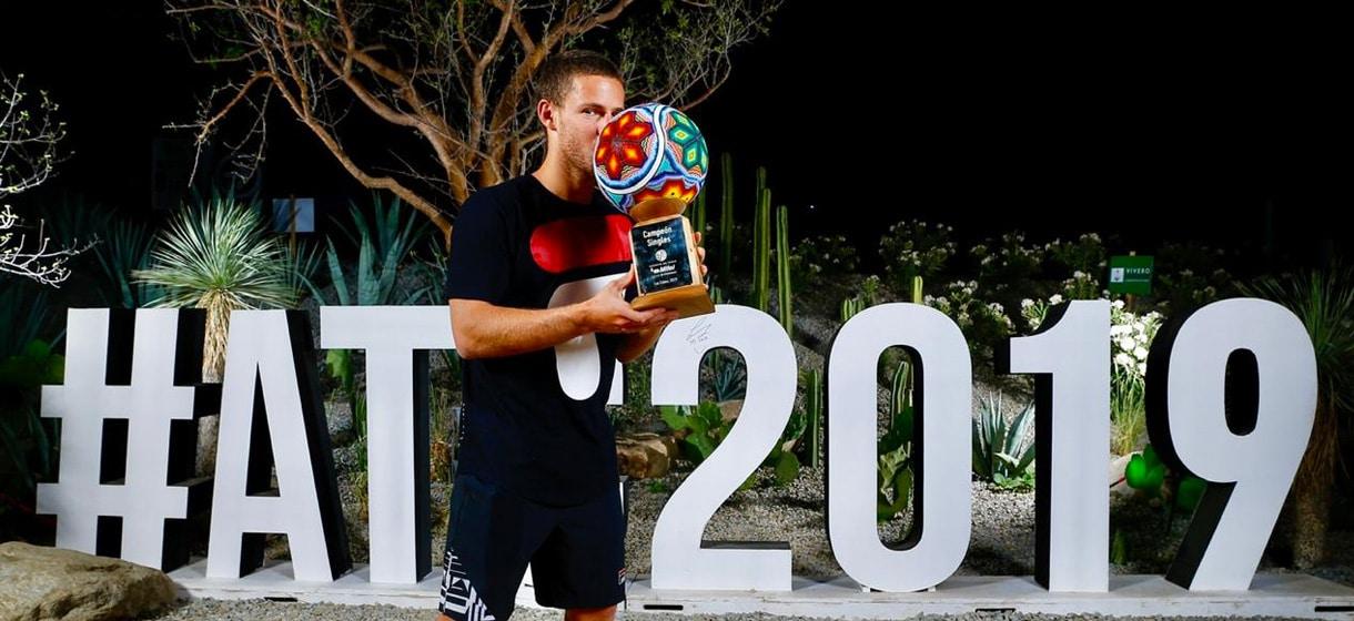 Abierto de Tenis 2019 Winner