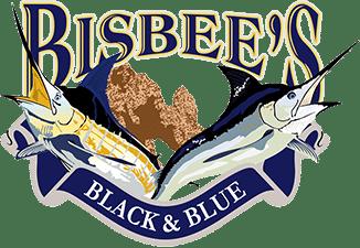 Bisbee's Black and Blue Logo