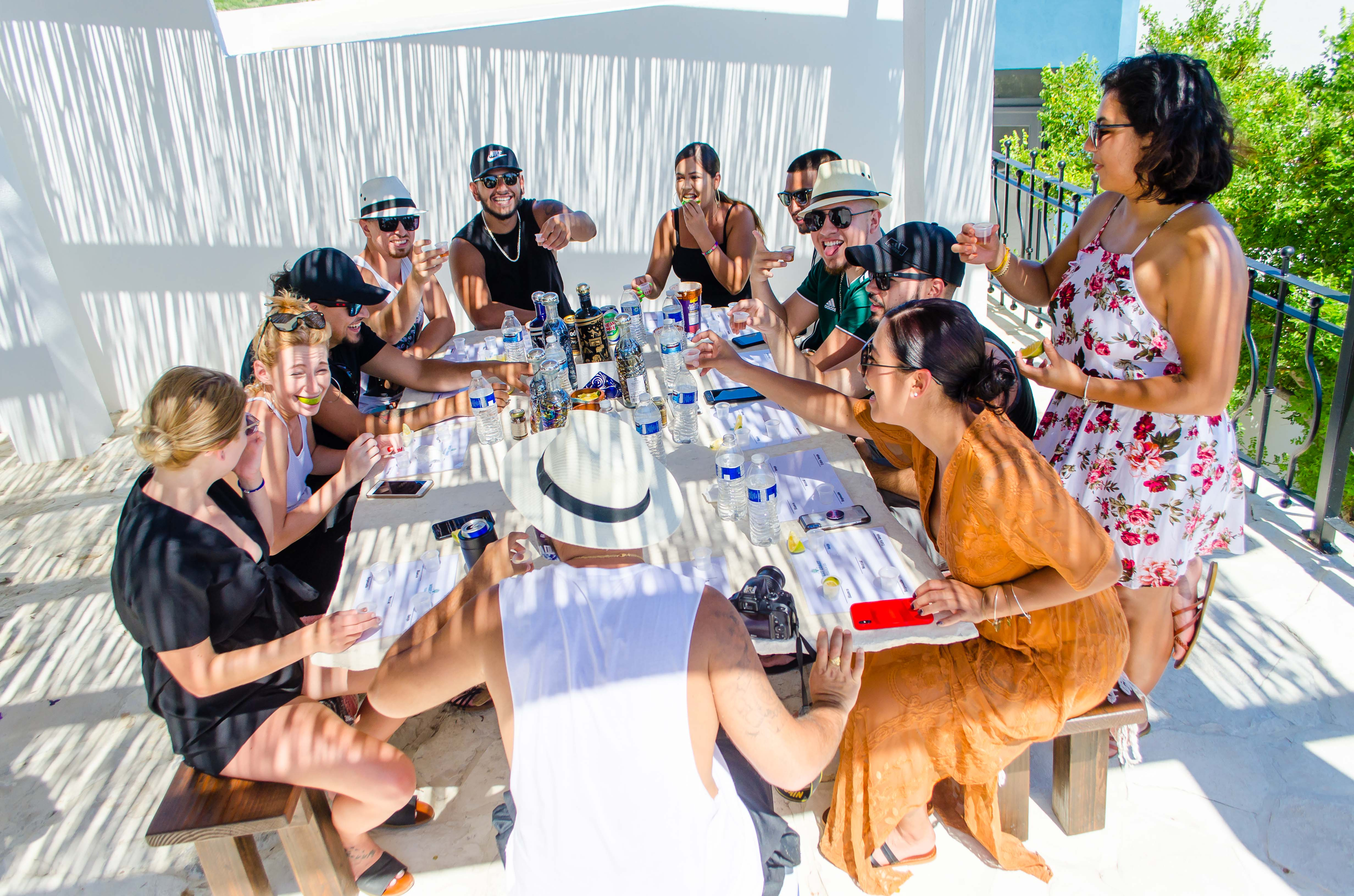 Pure Cabo Private Tequila Tasting Party