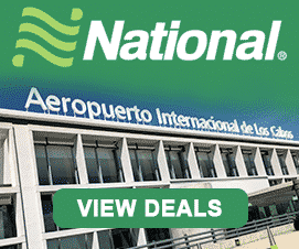 National Car Rental Los Cabos